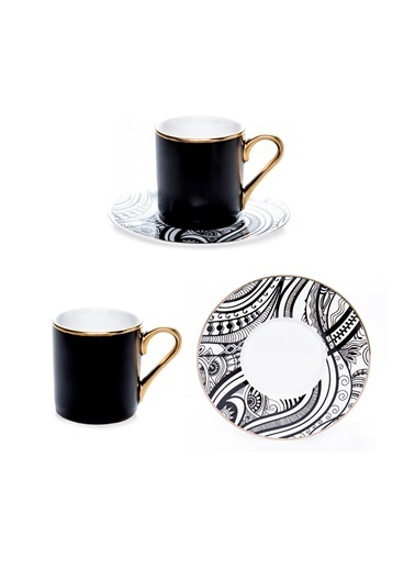 Lucky Art Kahve Takımı Renksiz